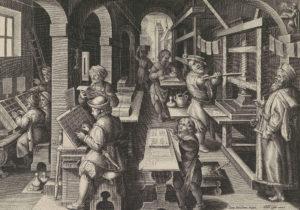 Gutenberg Printing